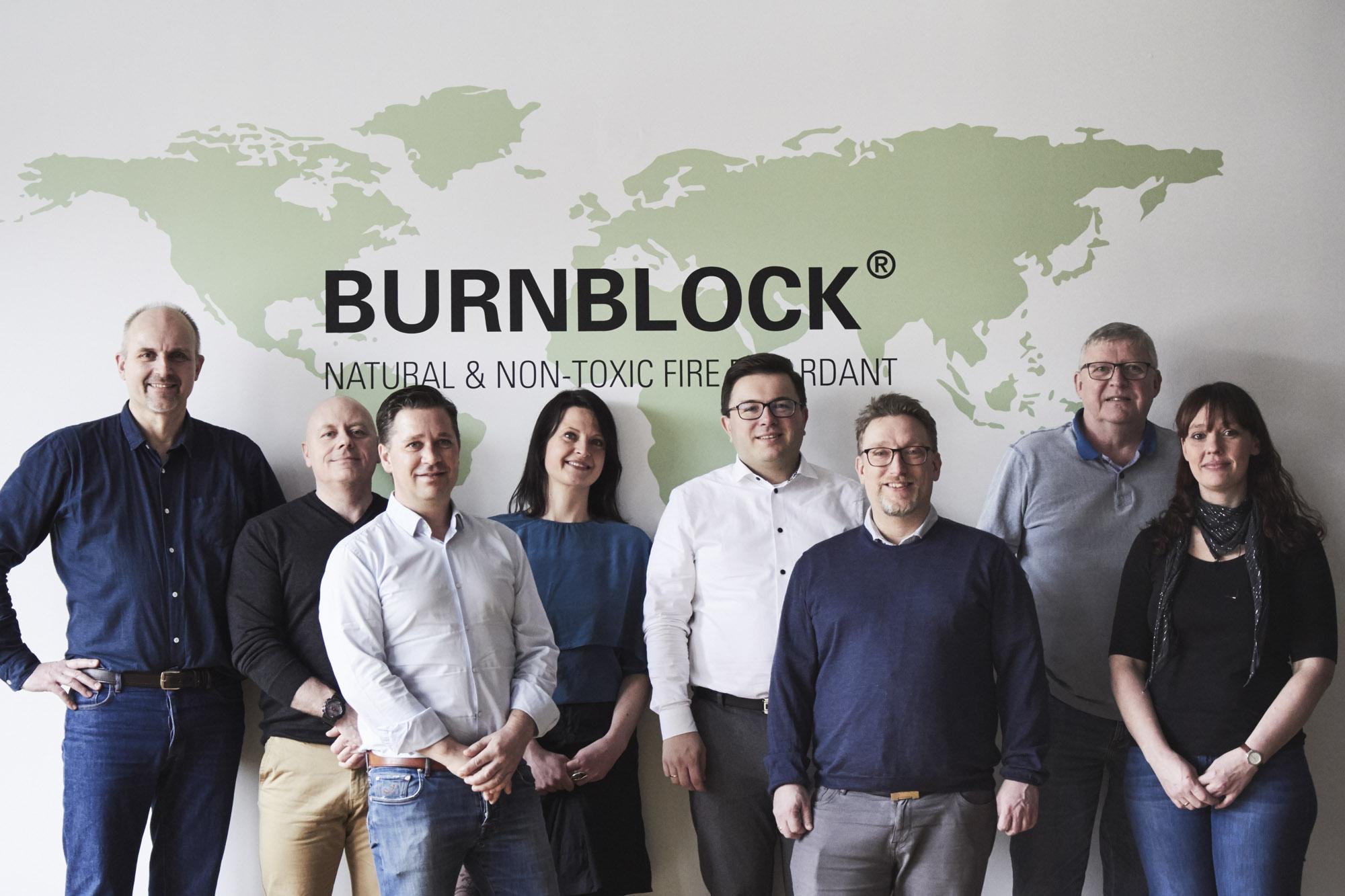 BURNBLOCK TEAM
