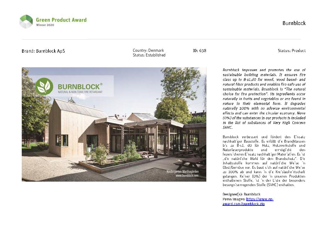 Winner_Green_Product_Award_2020_Burnblock
