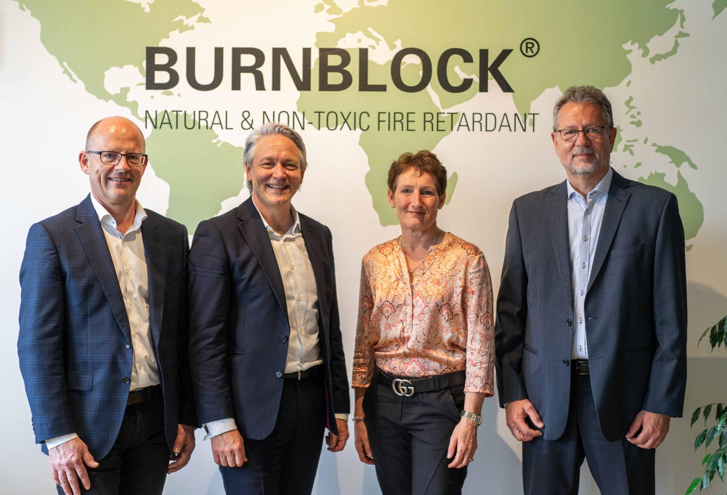 Burnblock Advisory Board